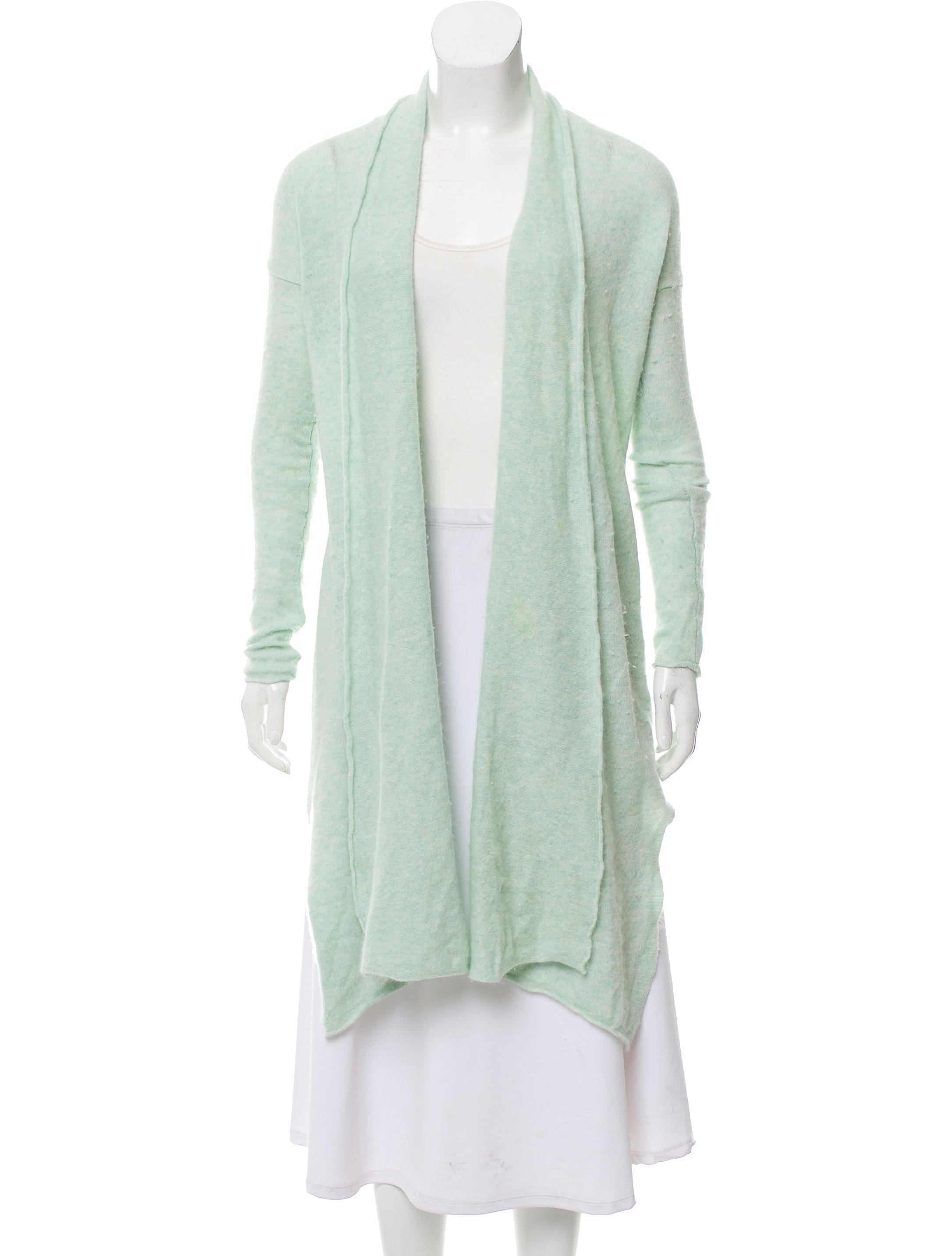Calypso Cashmere Longline Cardigan - Clothing - WC827695  c2e341107b19f