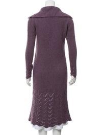 Long Knit Cardigan image 3