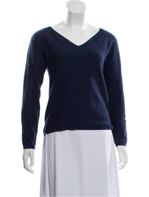 Cashmere V Neck Sweater by Calypso