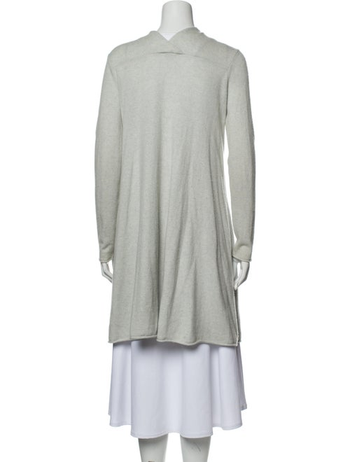 Calypso Cashmere Open Front Sweater