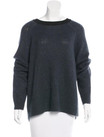 Creatures of Comfort Silk & Mohair Sweater w/ Tags None