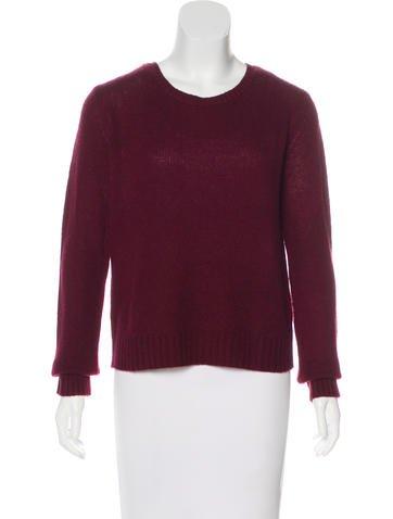 360 Cashmere Cashmere Knit Sweater None