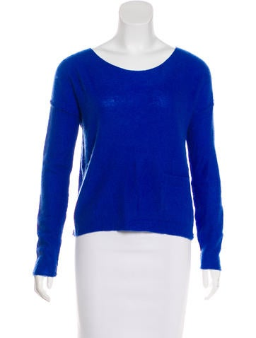 360 Cashmere Long Sleeve Cashmere Sweater None