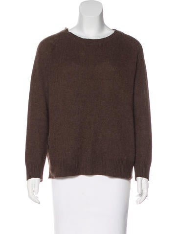 360 Cashmere Cashmere Knit Sweater None