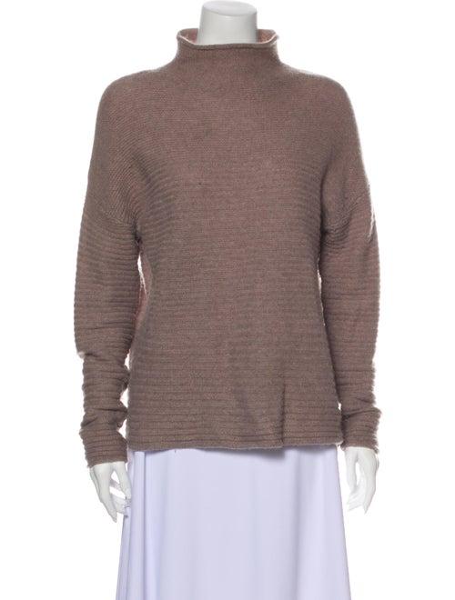 360 Cashmere Cashmere Mock Neck Sweater