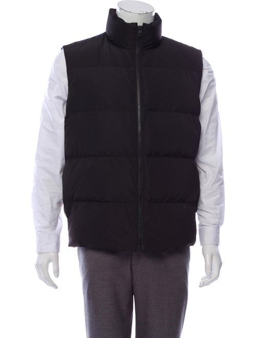 Calvin Klein Jeans Woven Printed Vest black