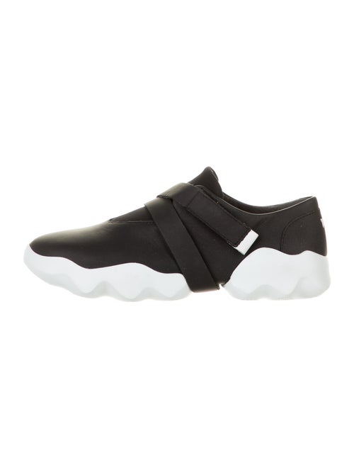 Camper Leather Sneakers Black