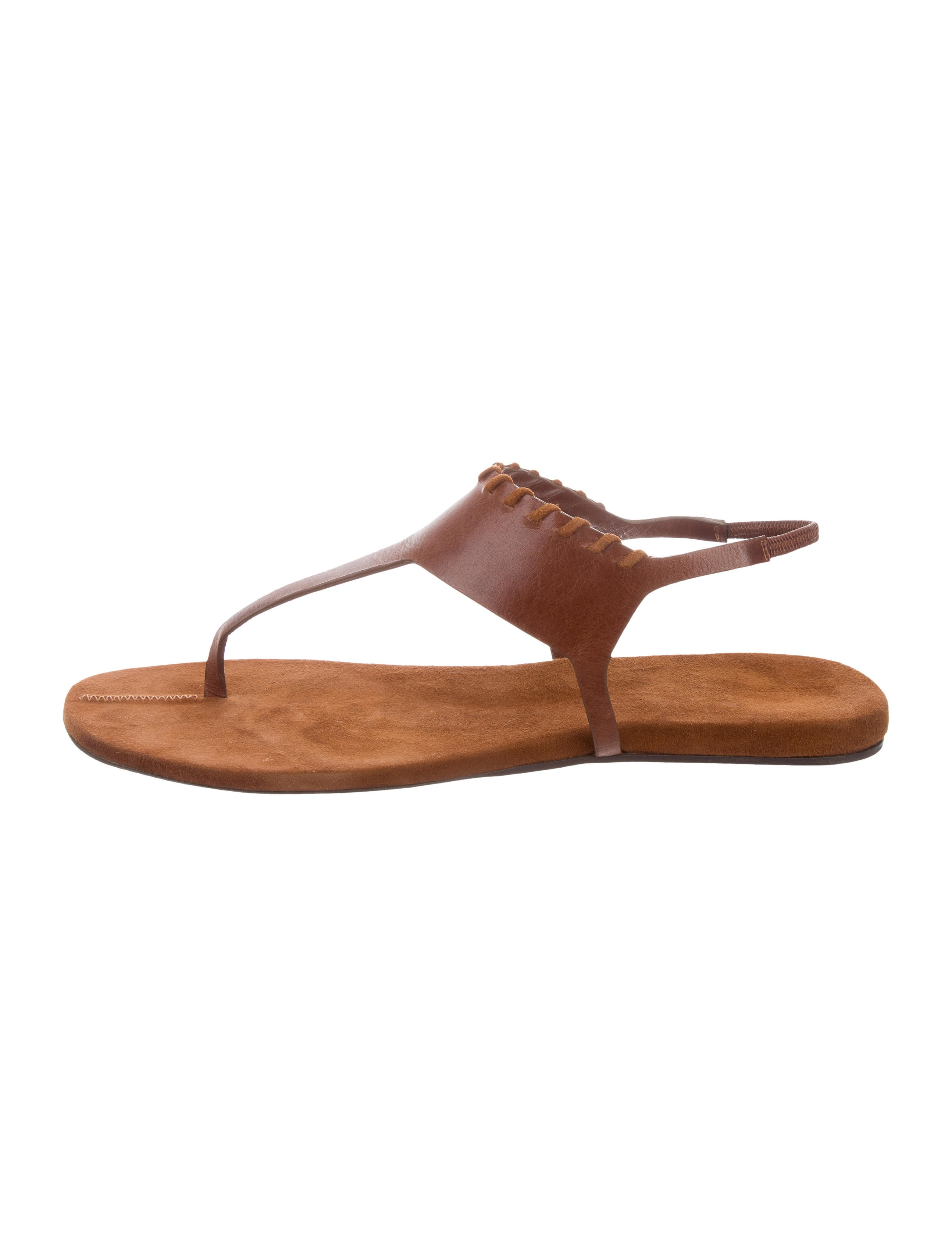 Carritz Leather Thong Sandals w/ Tags quality from china cheap sale best outlet best wholesale clearance lowest price for nice 1evAb8