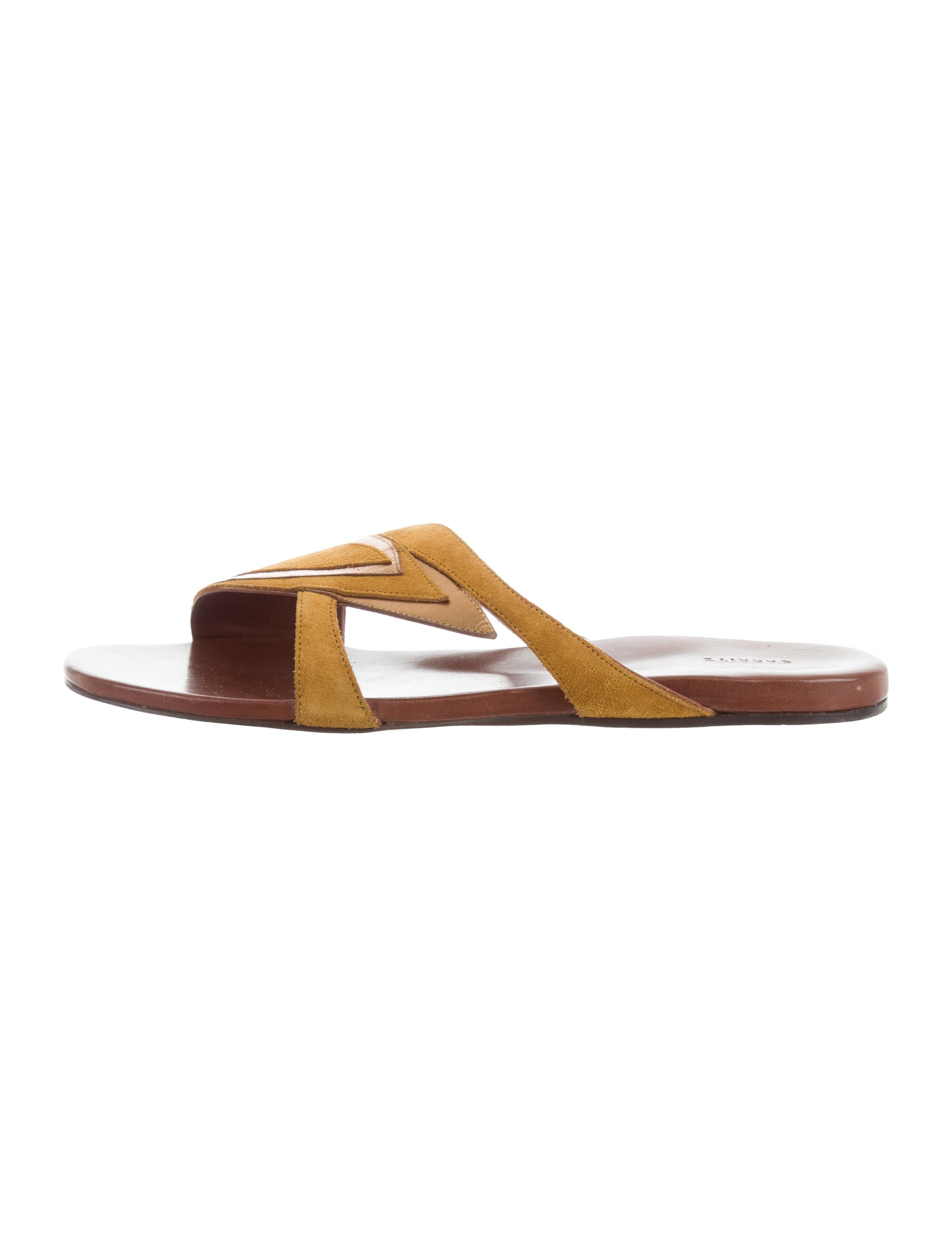 Carritz Bicolor Slide Sandals real cheap price sale cheap online outlet the cheapest nicekicks cheap online visit cheap online 0a9Dtm