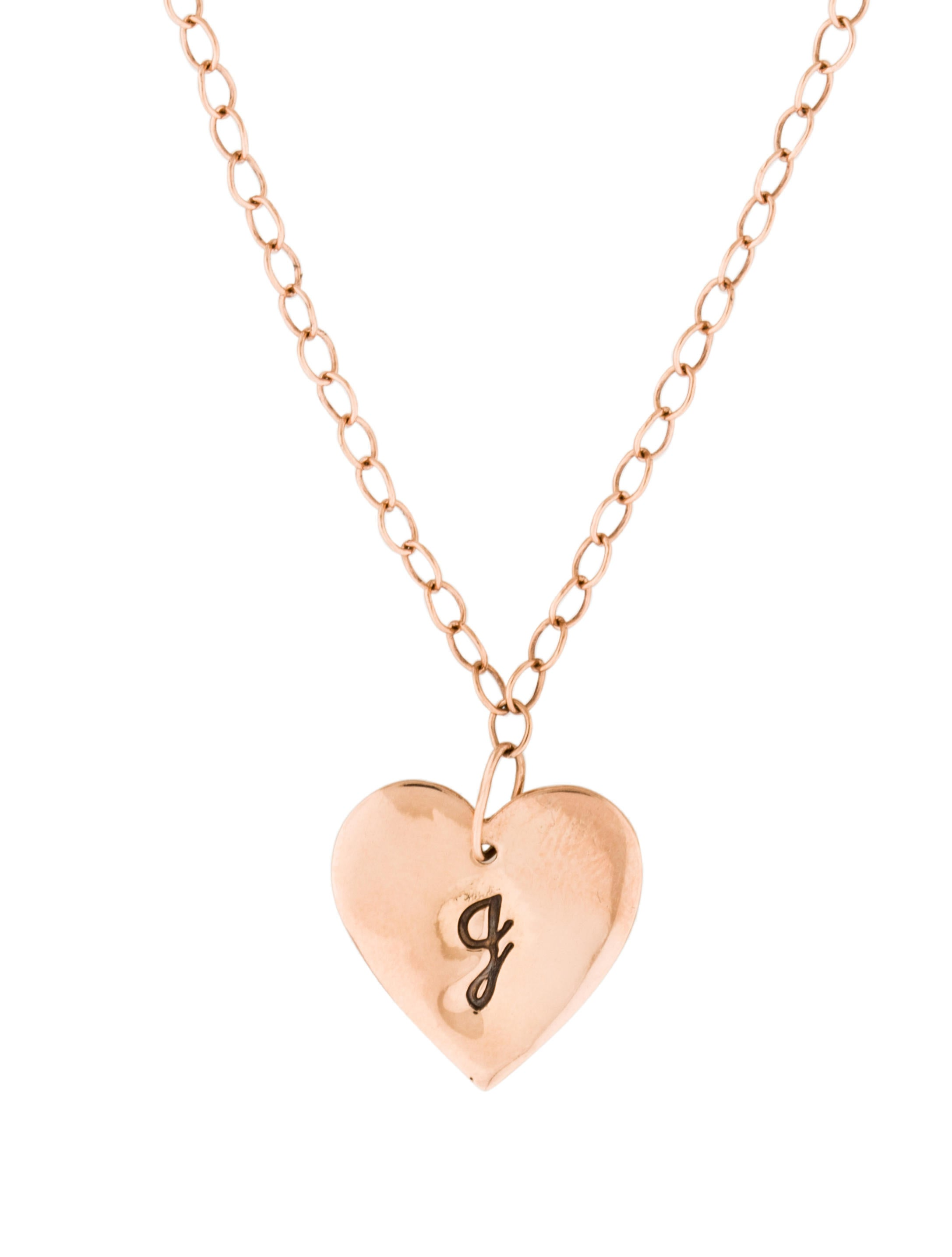 original letter chain g necklace kt gold silver on quot pendant love product script over cable sterling