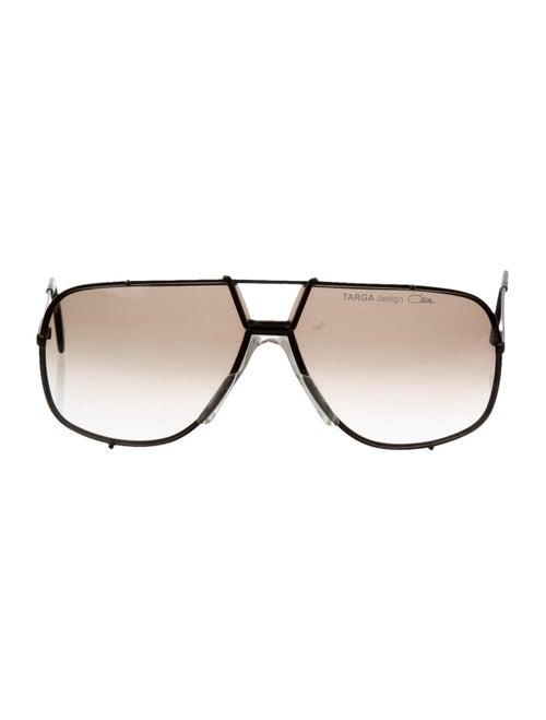 Cazal Vintage Aviator Sunglasses black