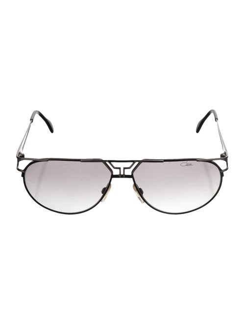 Cazal Aviator Gradient Sunglasses black