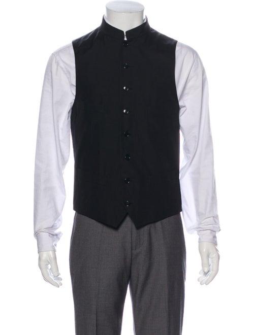 Comme des Garçons Homme Plus Suit Vest Black
