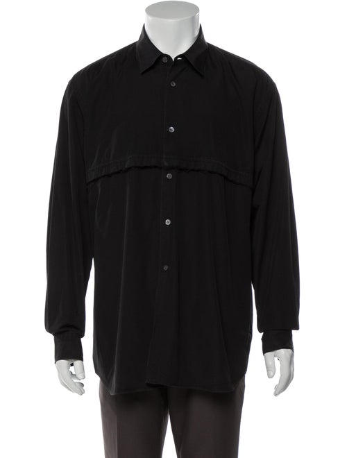 Comme des Garçons Shirt Long Sleeve Shirt Black