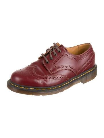 54500a960e1779 Comme des Garçons x Dr Martens. Wingtip Derby Shoes