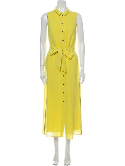 Cefinn Long Dress Yellow - image 1