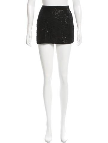 Chan Luu Sequin Mini Skirt w/ Tags
