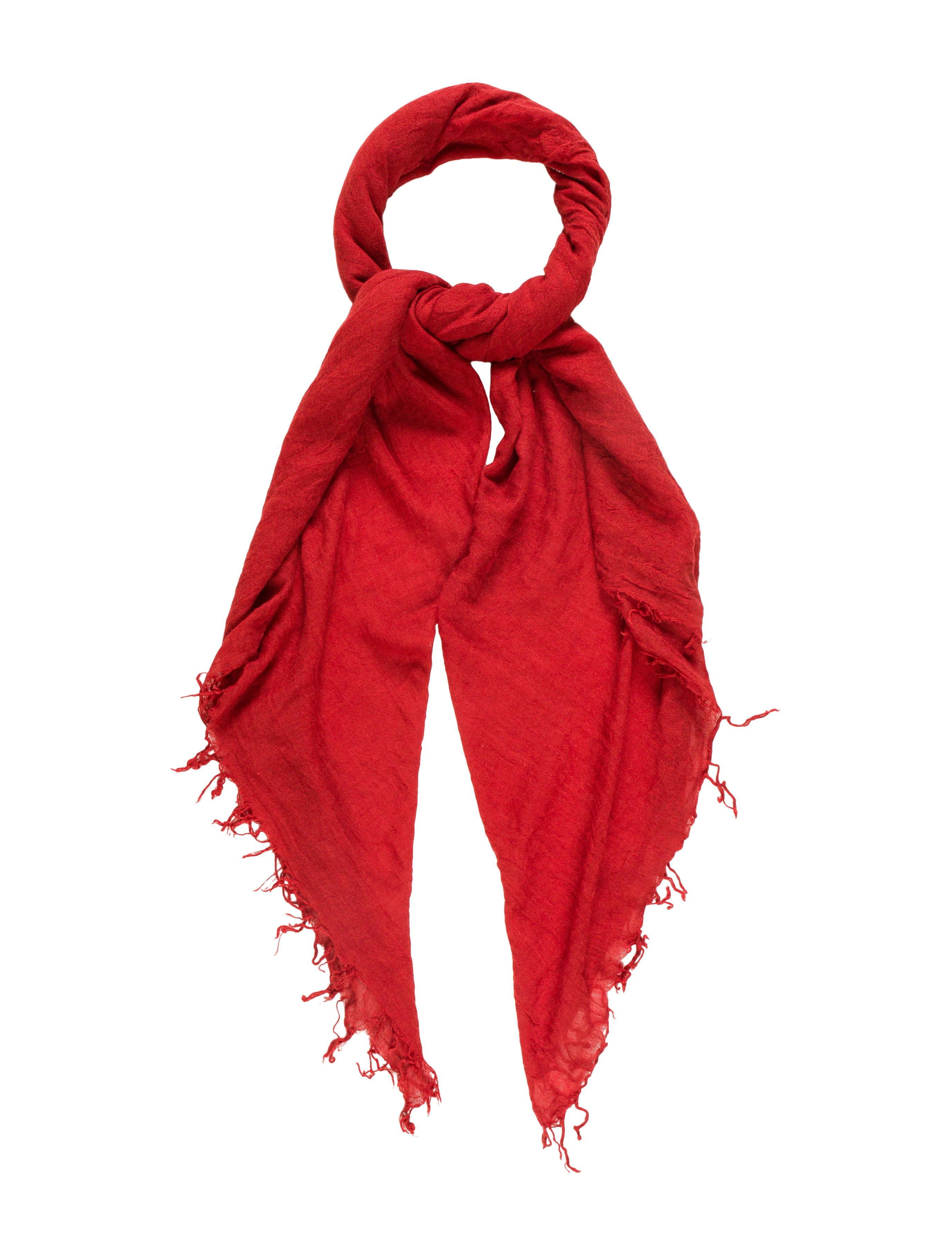 chan luu fringe knit scarf accessories wcf20891 the