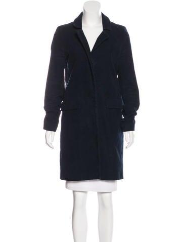 Closed Velvet Short Coat None