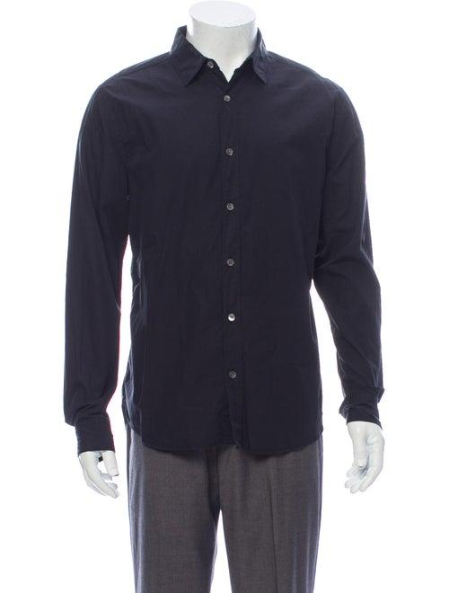 Closed Long Sleeve Shirt Grey