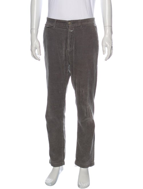 Closed Corduroy Corduroy Pants Grey