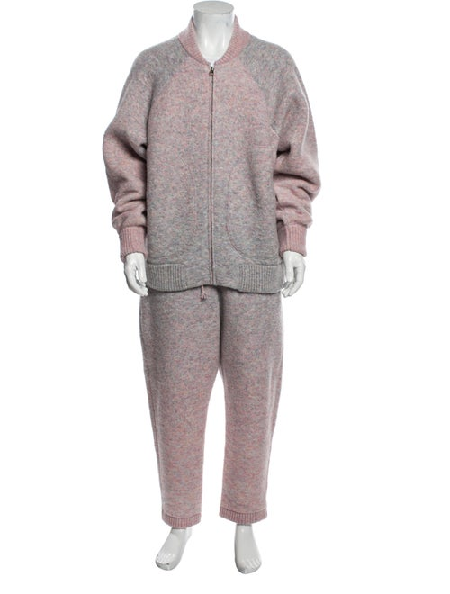 Camp High Pajama Set Grey