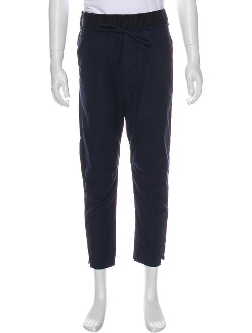 Chapter Cropped Lounge Pants navy