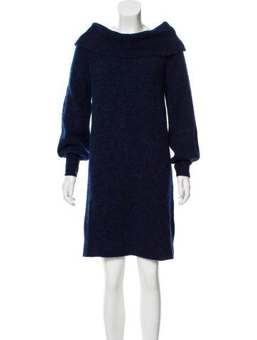 Designers Remix Charlotte Eskildsen Sierra Wool Dress w/ Tags None