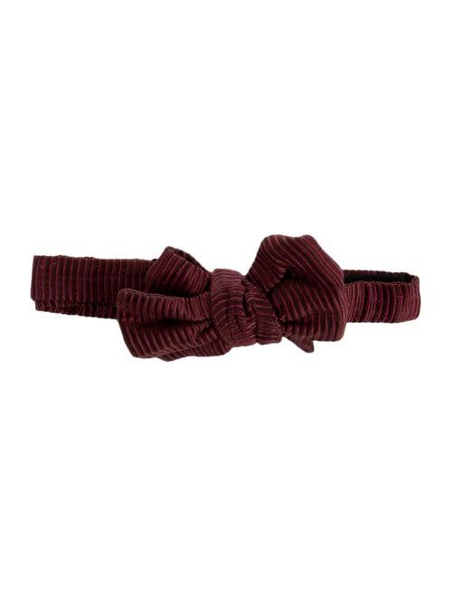 Charvet Jacquard Silk Bow Tie
