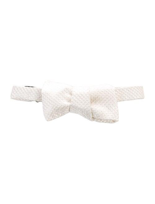 Charvet Silk Jacquard Bow Tie