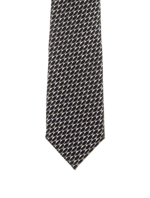 Charvet Silk Tie black