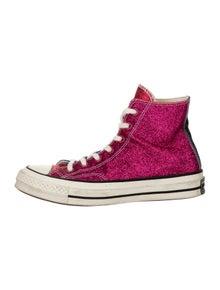 3a138f01b4e0 Converse J.W. Anderson. Glitter High-Top Sneakers