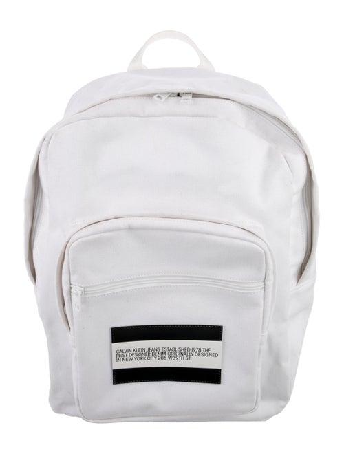 Calvin Klein Jeans Est. 1978 Canvas Patch Backpack
