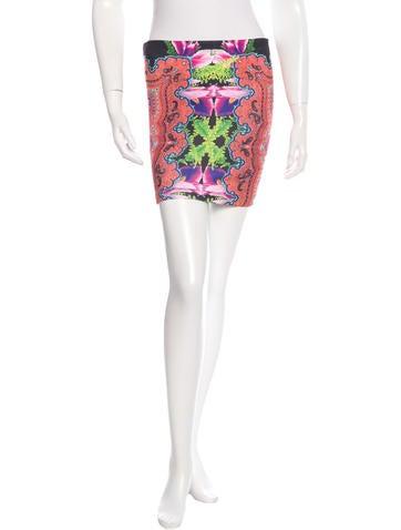 Clover Canyon Mini Pencil Skirt