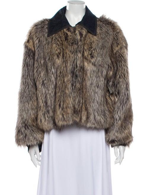 Colovos Faux Fur Jacket