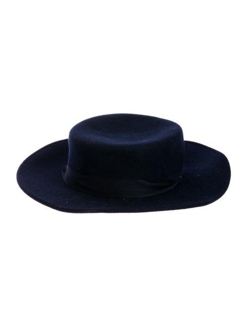 Clyde Felt Fedora Hat