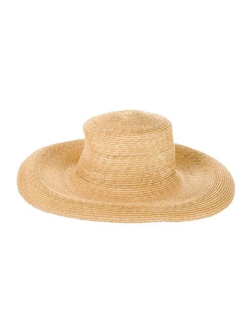 Clyde Straw Sun Hat Tan