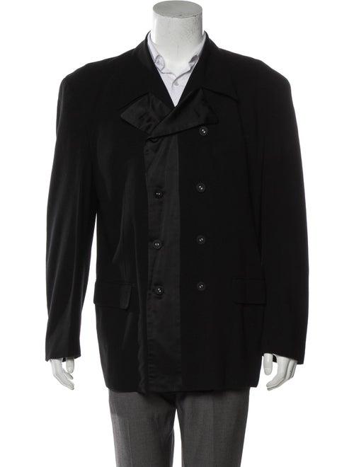 Comme des Garçons Homme Wool Two-Piece Suit black