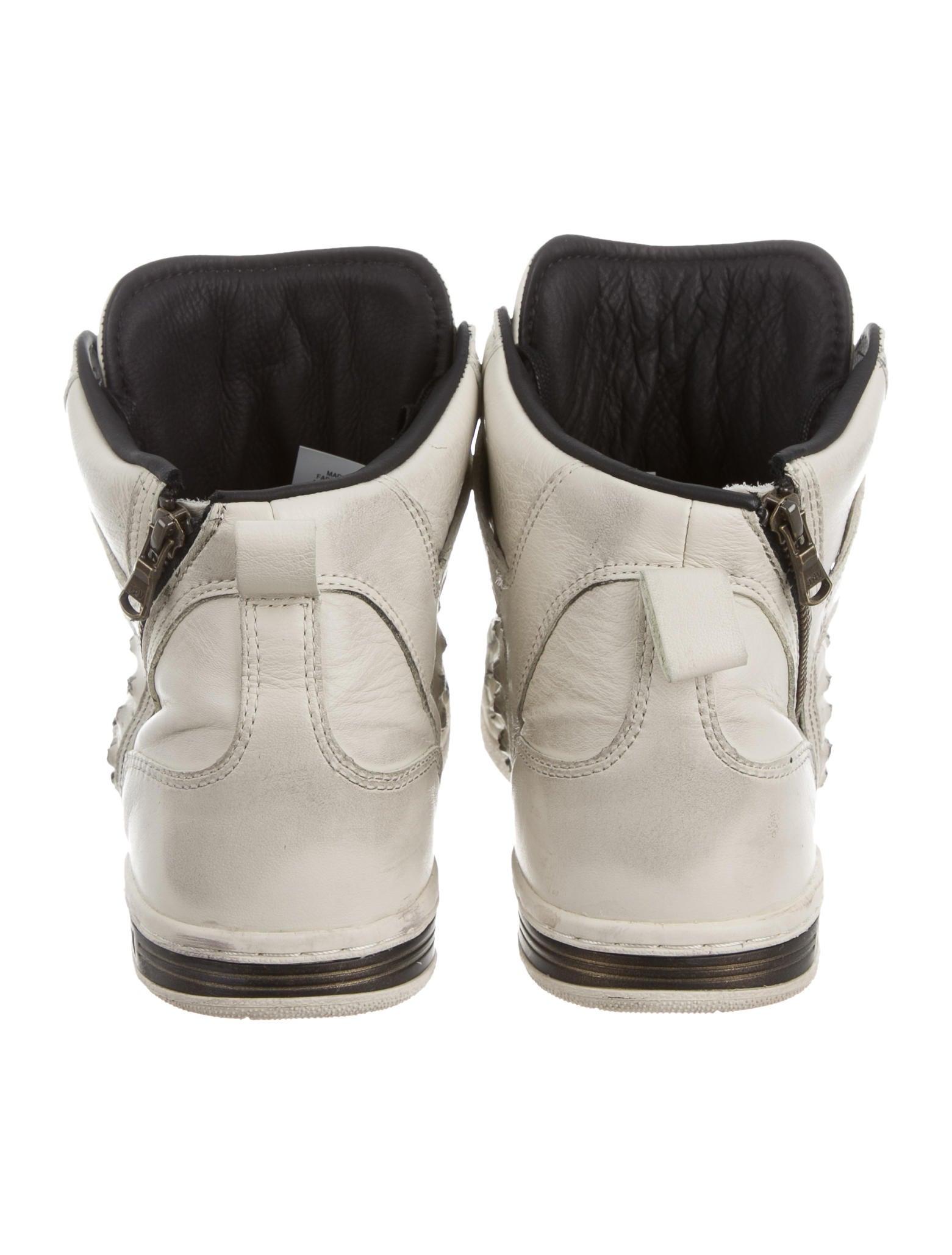 designer converse john varvatos mji1  Weapon High-Top Sneakers w/ Tags