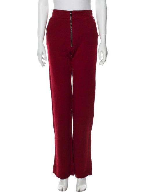 Cotton Citizen Sweatpants Red