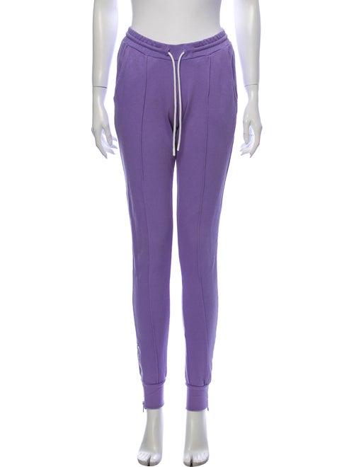 Cotton Citizen Sweatpants Purple
