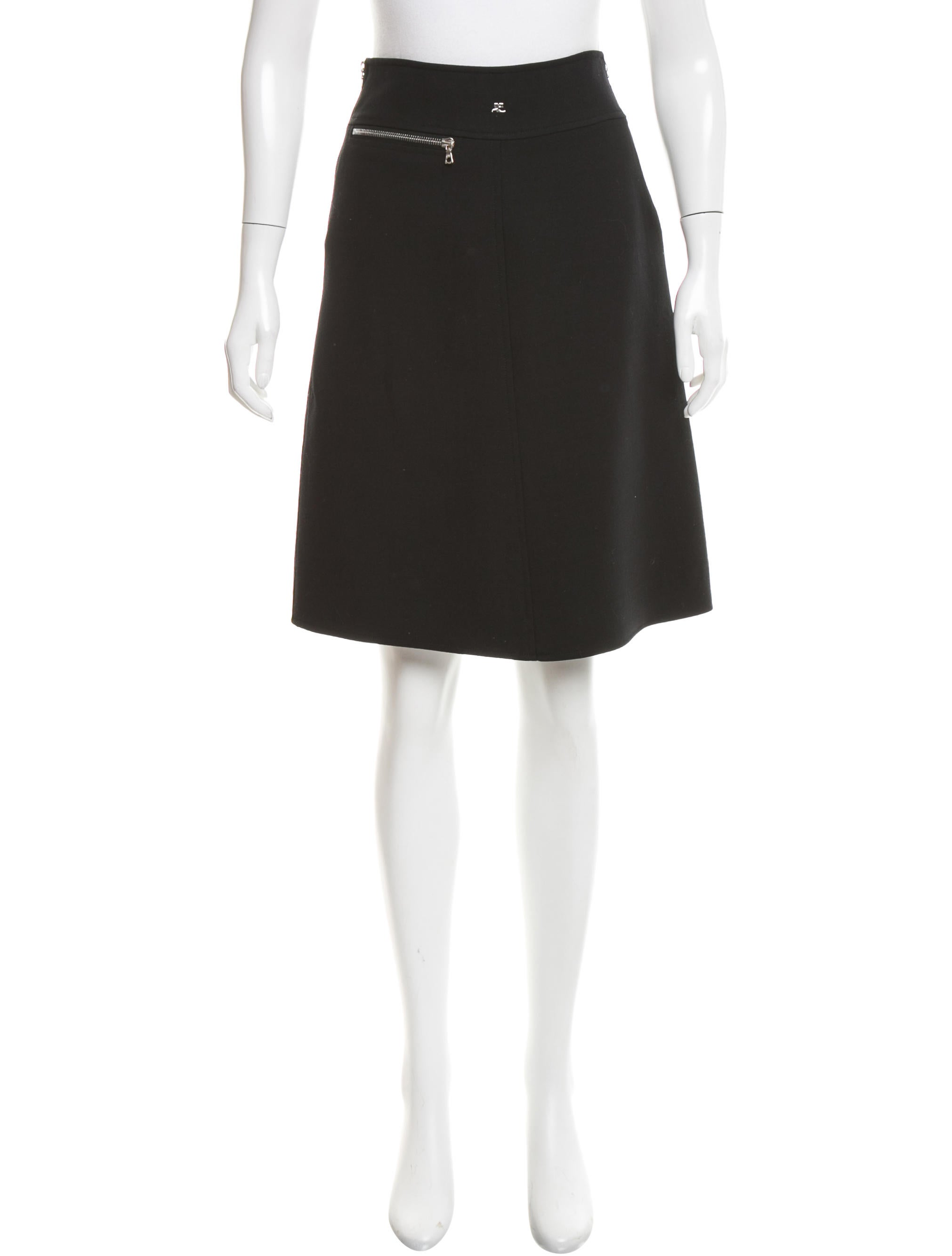 courr 232 ges a line wool skirt clothing wcour20068 the