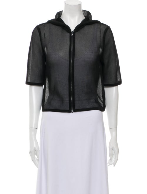 Courrèges Evening Jacket Black