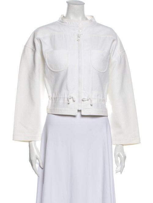 Courrèges Jacket White