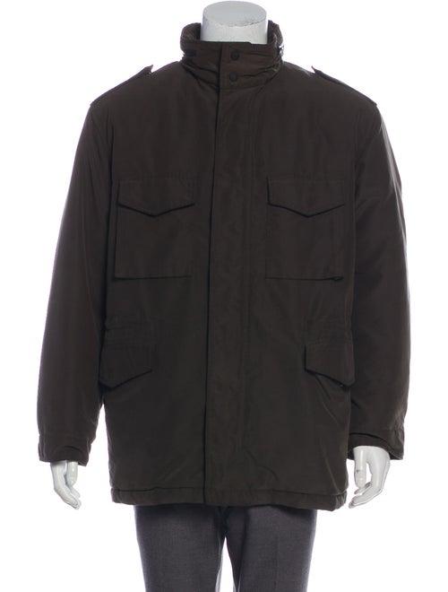 C.p. Company Padded Field Jacket olive