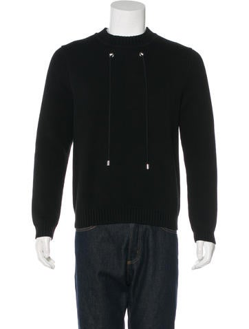 Craig Green Knit Crew Neck Sweater None