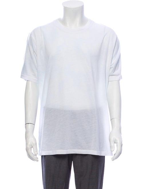 Craig Green Floral Print T-Shirt white