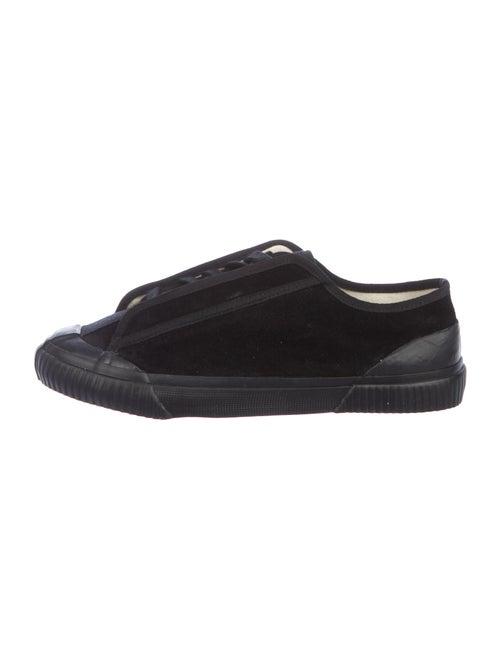 Craig Green Suede Sneakers Green