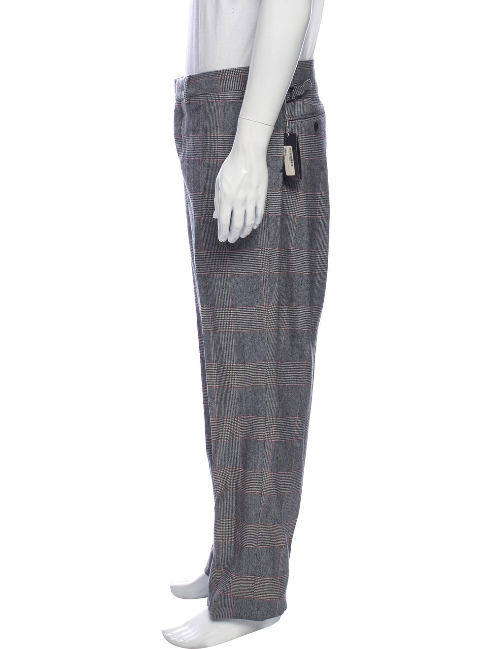 Cremieux Houndstooth Print Dress Pants w/ Tags Gr… - image 2