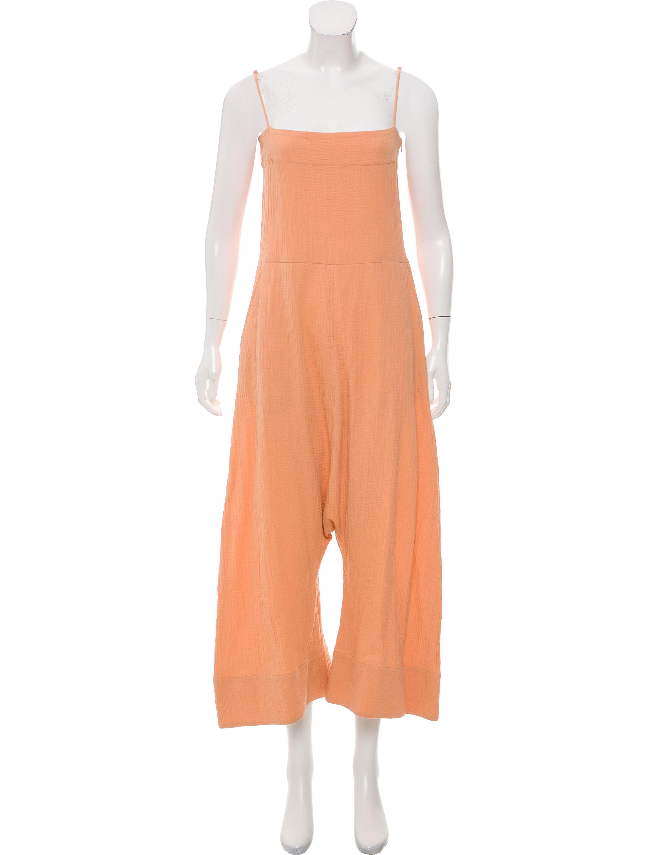 810f950567b5 Caron Callahan Mali Wide-Leg Jumpsuit w  Tags - Clothing ...